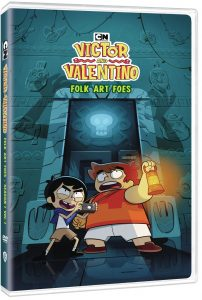 Victor and Valentino Folk Art Foes DVD
