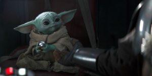 The Tragedy Baby Yoda Grogu