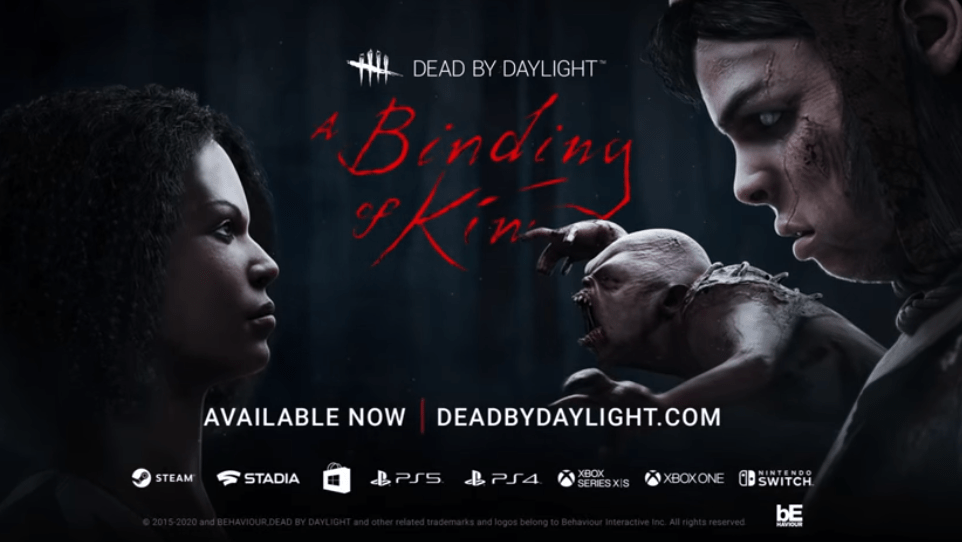 a binding of kin chapter dead by daylight