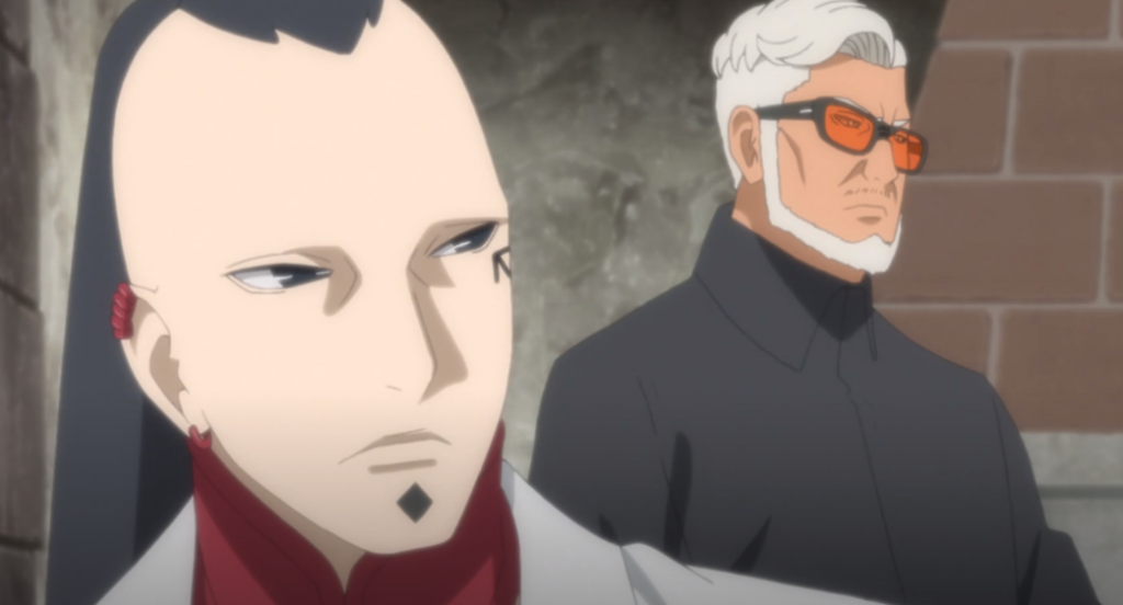 Victor's Scheme Boruto anime 179 review