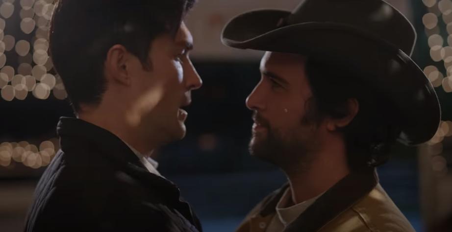 dashing in december movie review 2020