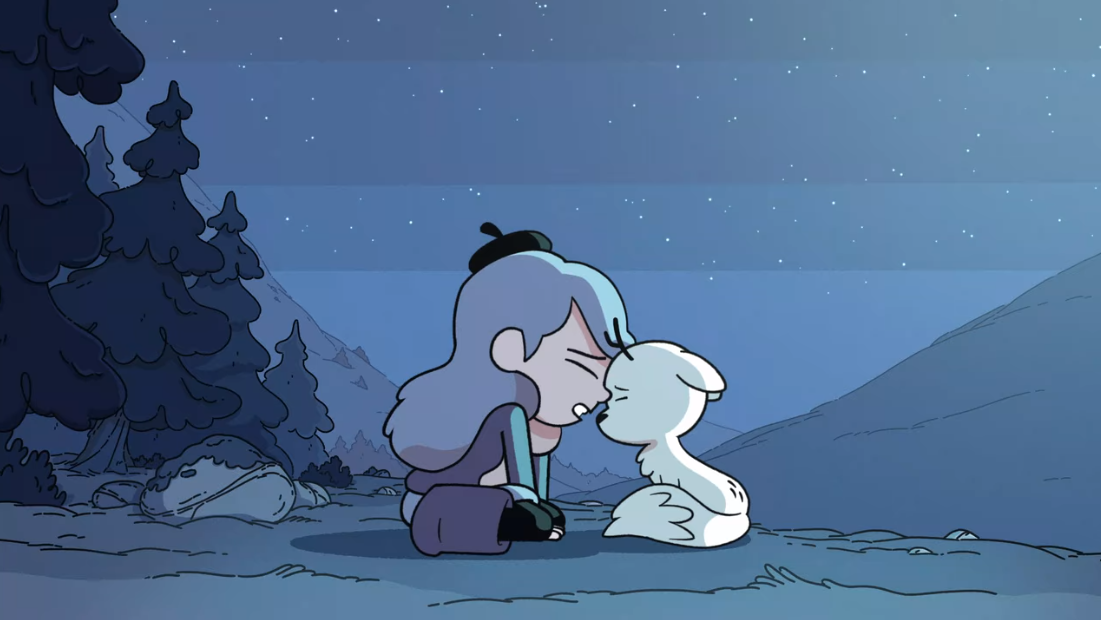 Hilda, goodbye twig