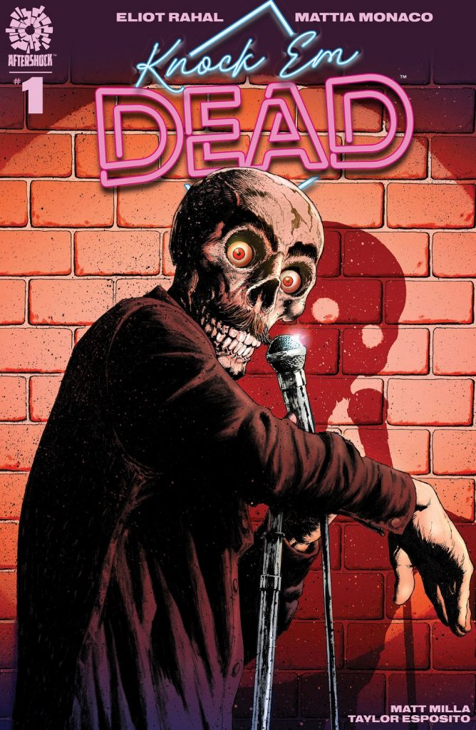knock em dead issue 1 review