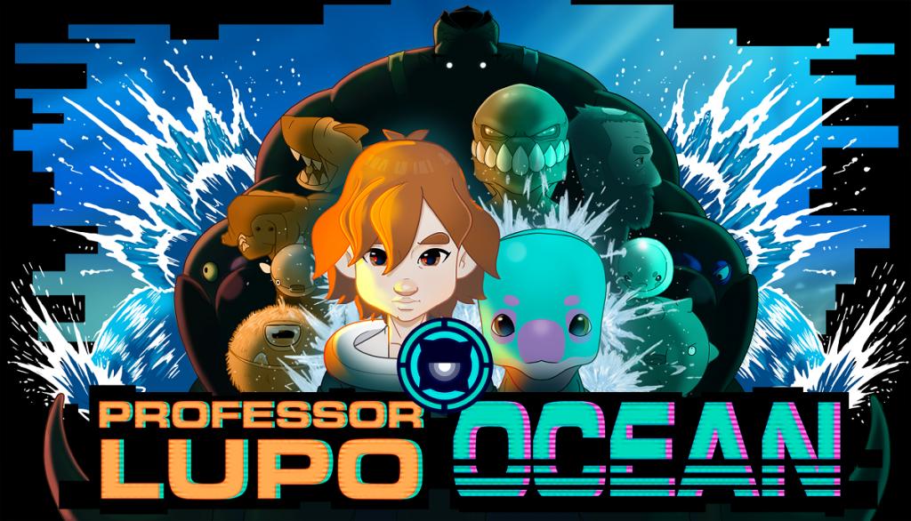 Professor Lupo Ocean Nintento Switch