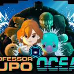 Professor Lupo Ocean Nintento Switch