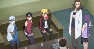 The Hand Boruto anime 183 review