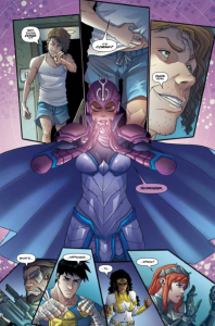 Commanders In Crisis Issue 4