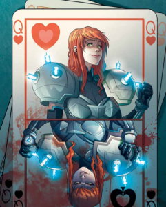Commanders In Crisis Issue 4 Cover