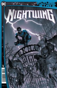 Future State Nightwing Issue 1
