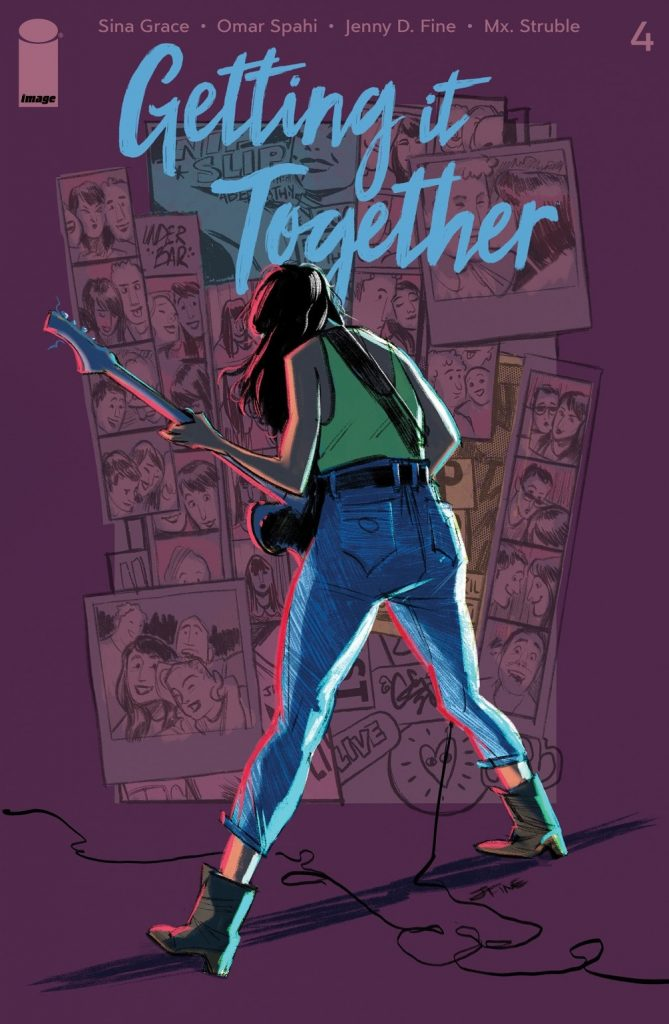Getting it together issue 4 review
