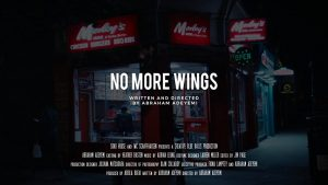 No More Wings Poster