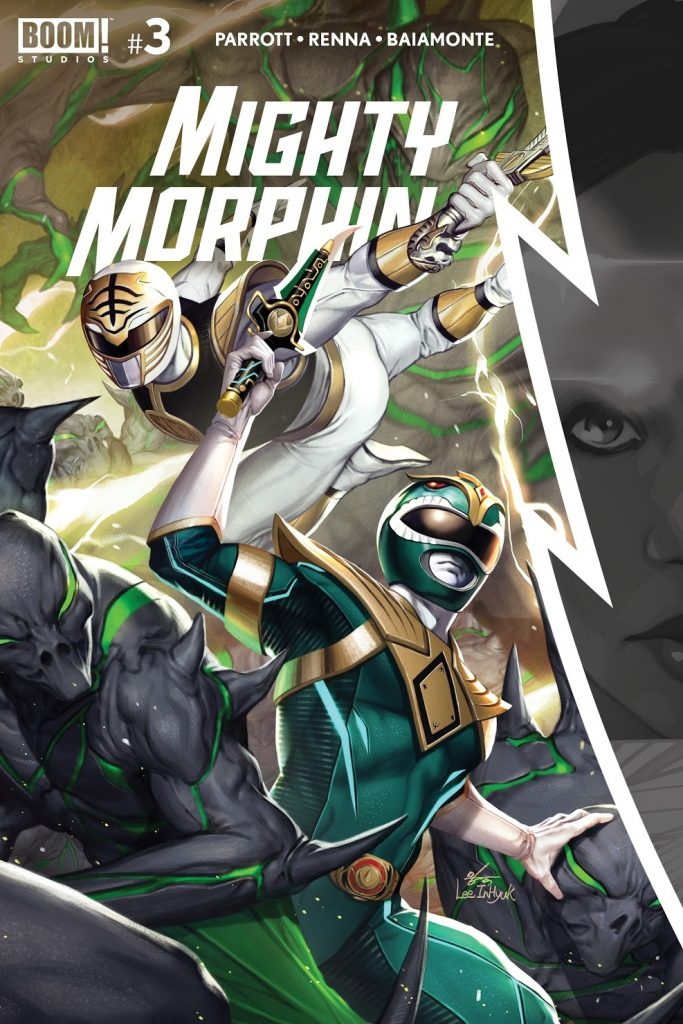 mighty morphin issue 3 review