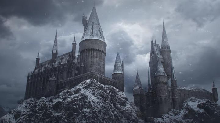 Harry Potter TV Series Hogwarts