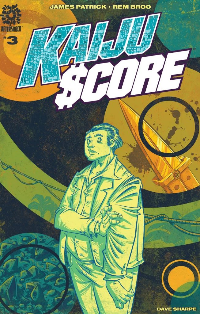 The Kaiju Score Issue 3 review
