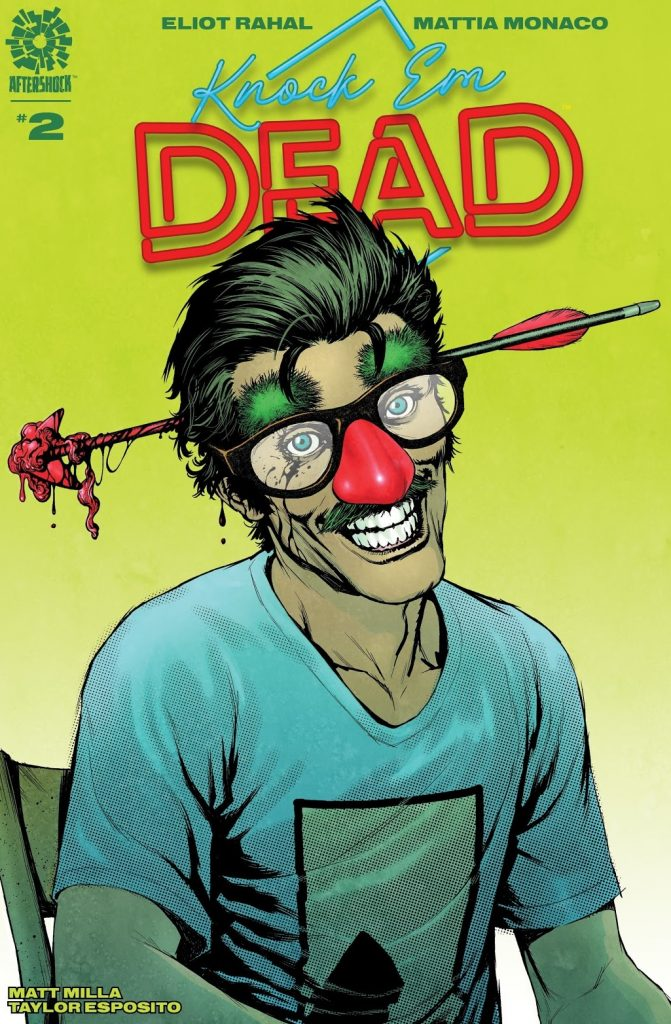 Kock-em-dead-issue-2-review