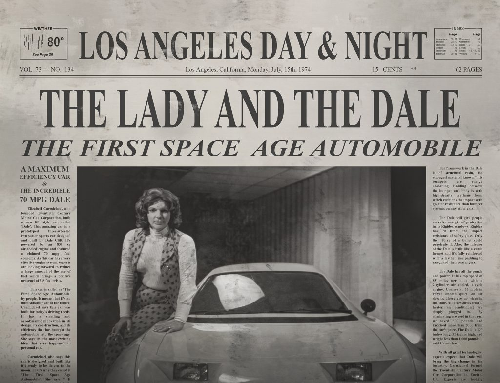 The LAdy and the Dale Headline