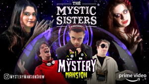 Mystery Mansion Amazon Prime