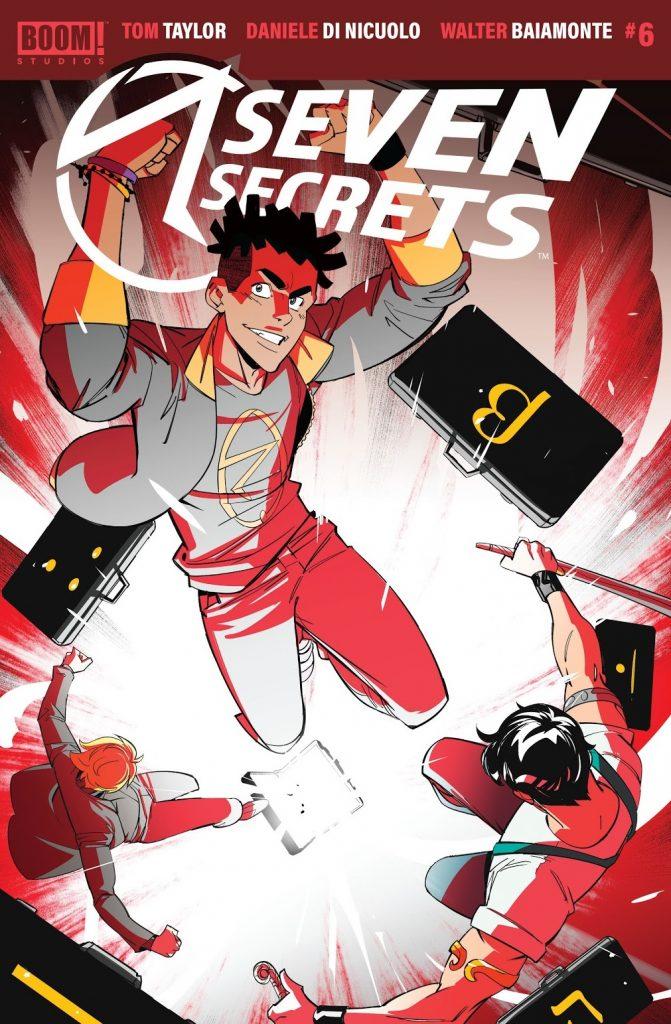 seven secrets issue 6
