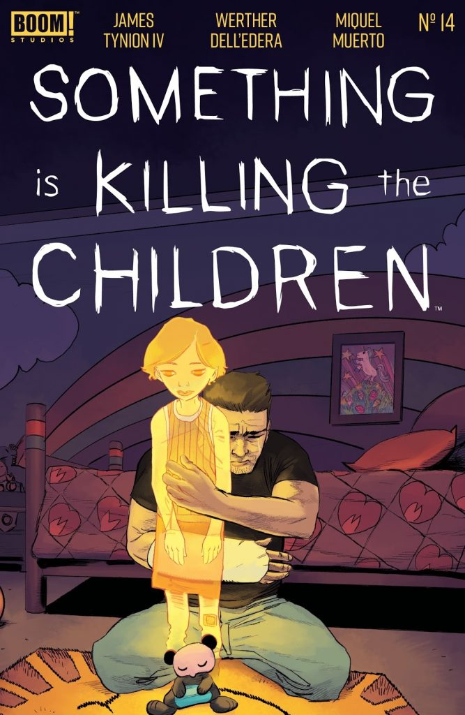 something is killing the children issue 14 review