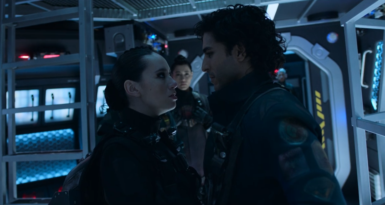 Tribes The Expanse