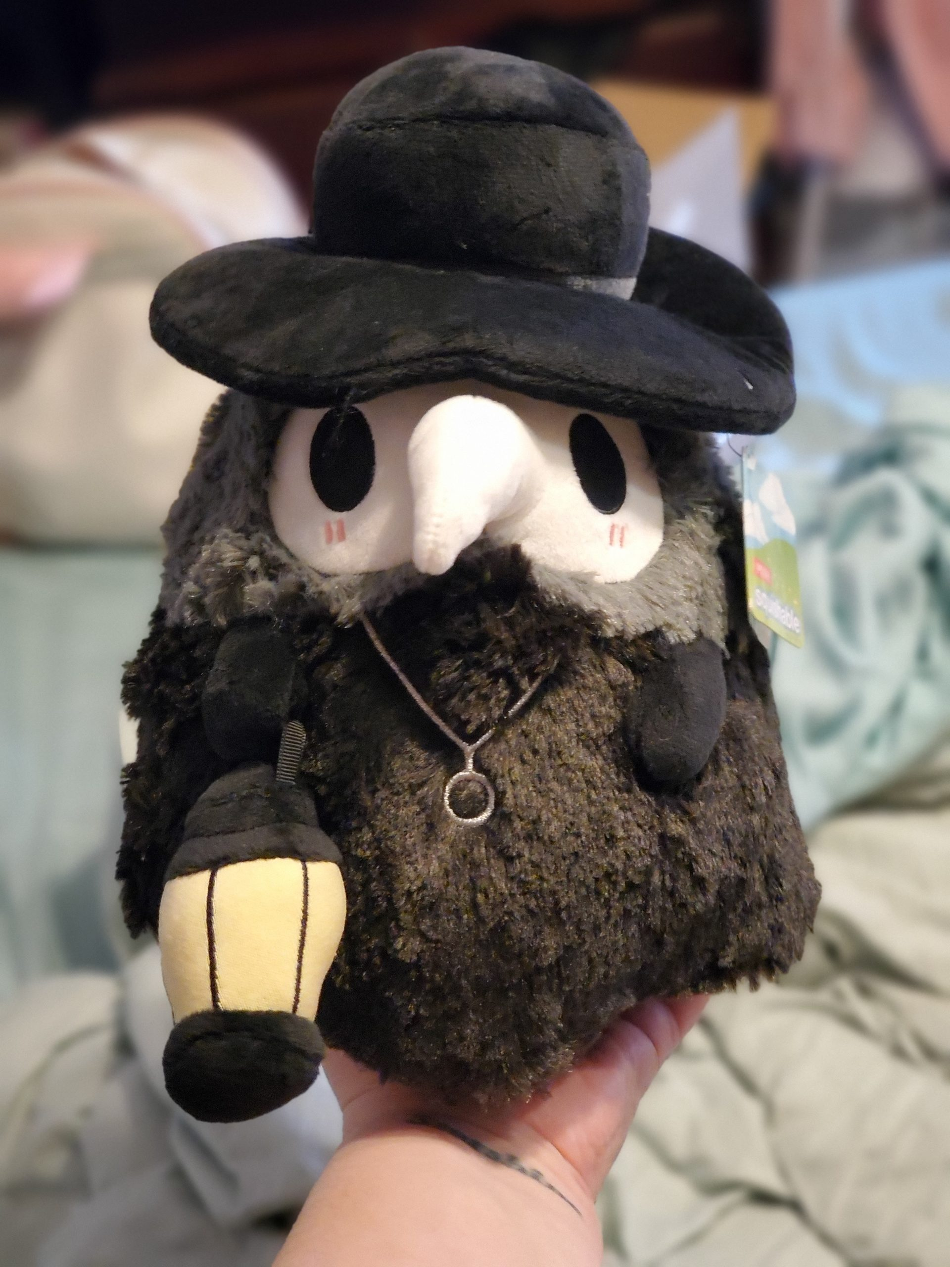 doctor plague mini