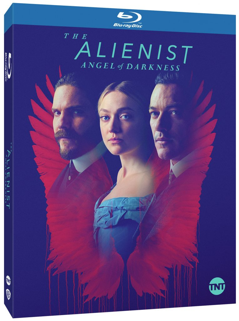 The Alienist Angel of Darkness Blu-ray DVD