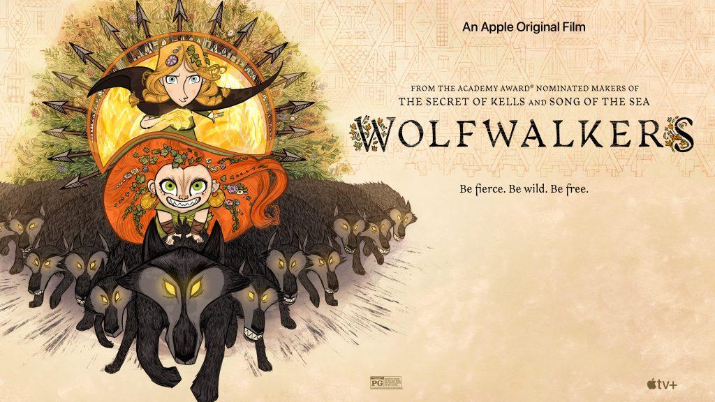 Wolfwalkers Cartoon Saloon