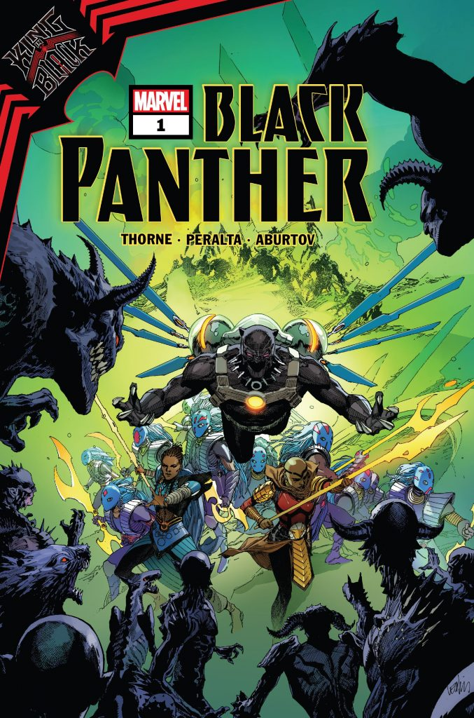 King in Black Black Panther issue 1 review