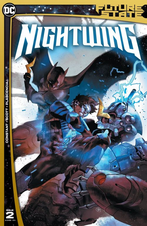 Future State Nightwing Issue 2