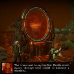 Mad Devils game