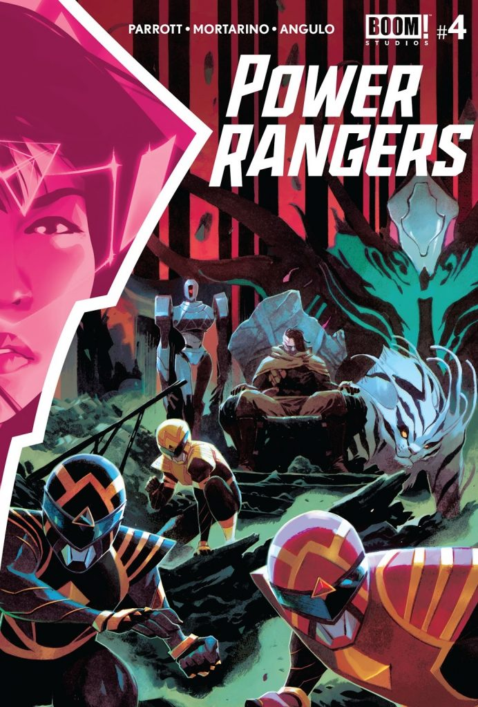 Power Rangers issue 4 review