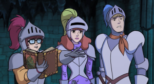 Scooby Doo: The Sword and the Scoob