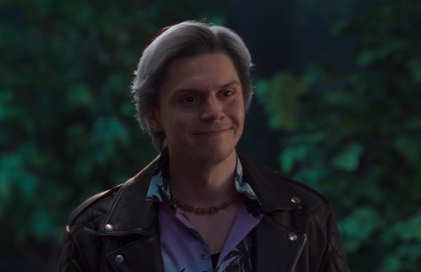 Evan Peters in WandaVision