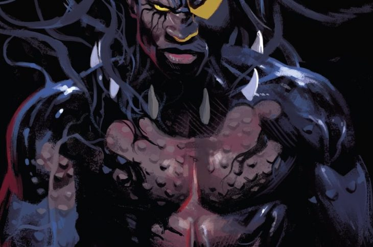 black panther issue 23 review