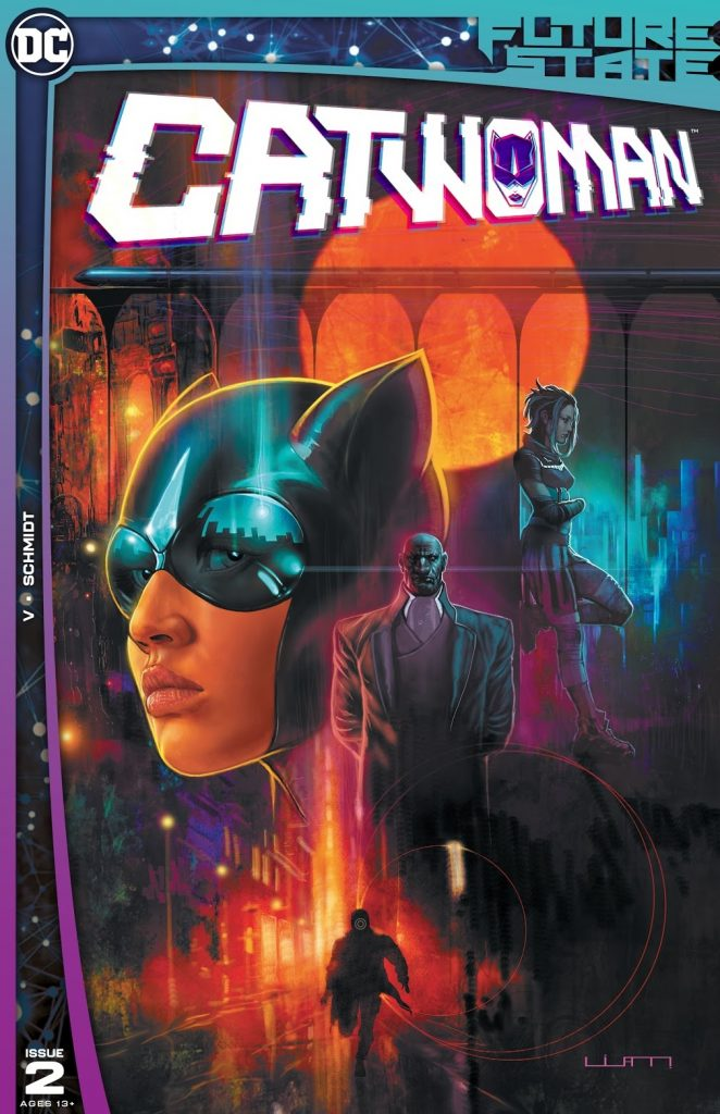 Future State Catwoman Issue 2 review