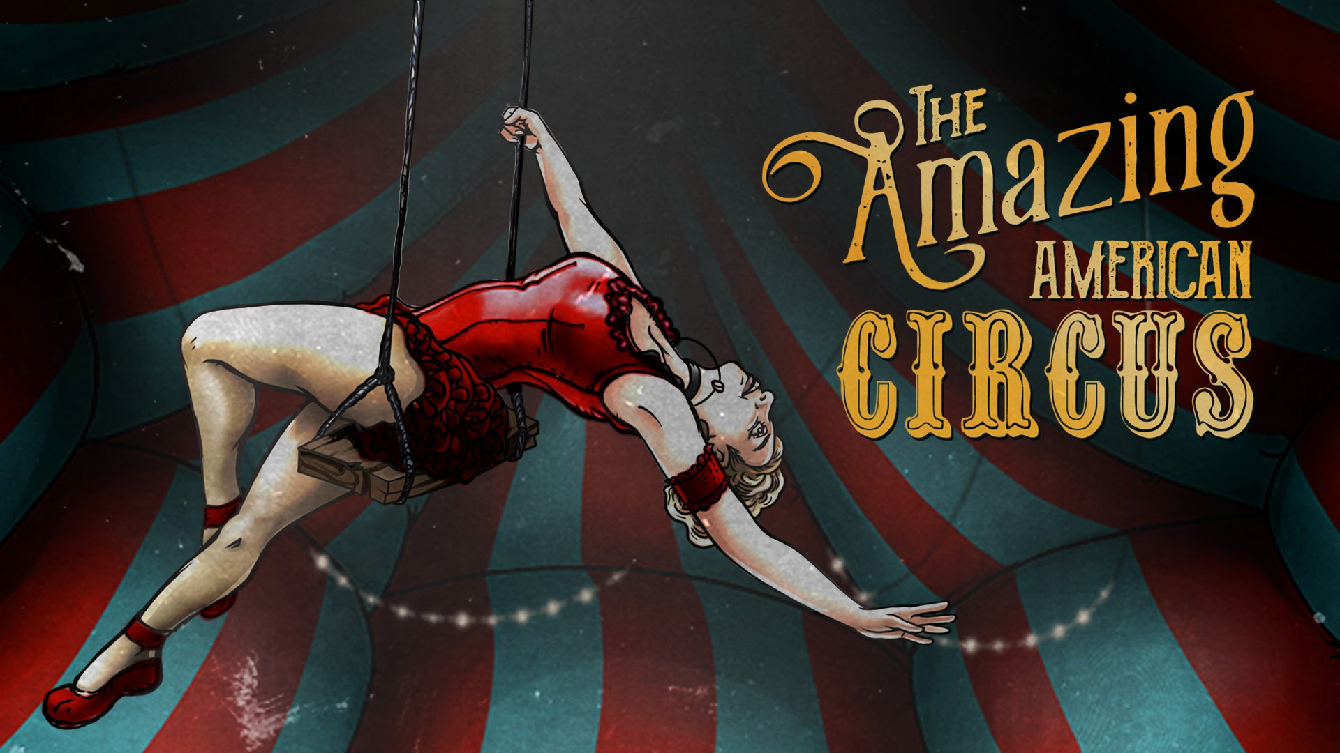 The Amazing American Circus game 2021
