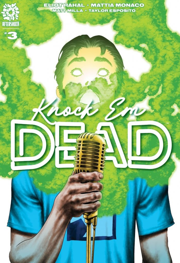 Knock em dead issue 3 review