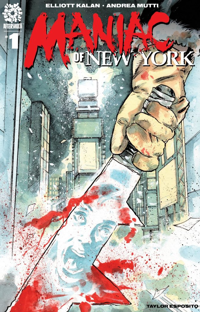 maniac of new york issue 1 review