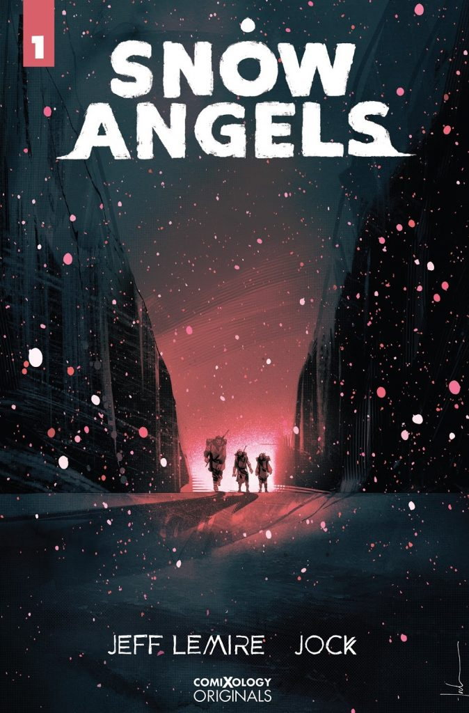 snow angels issue 1 review