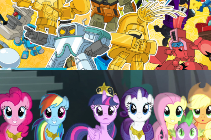 Transformers: Botbots My Little Pony